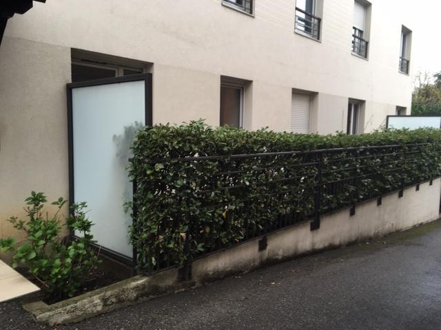 jardinet de l'appartement
