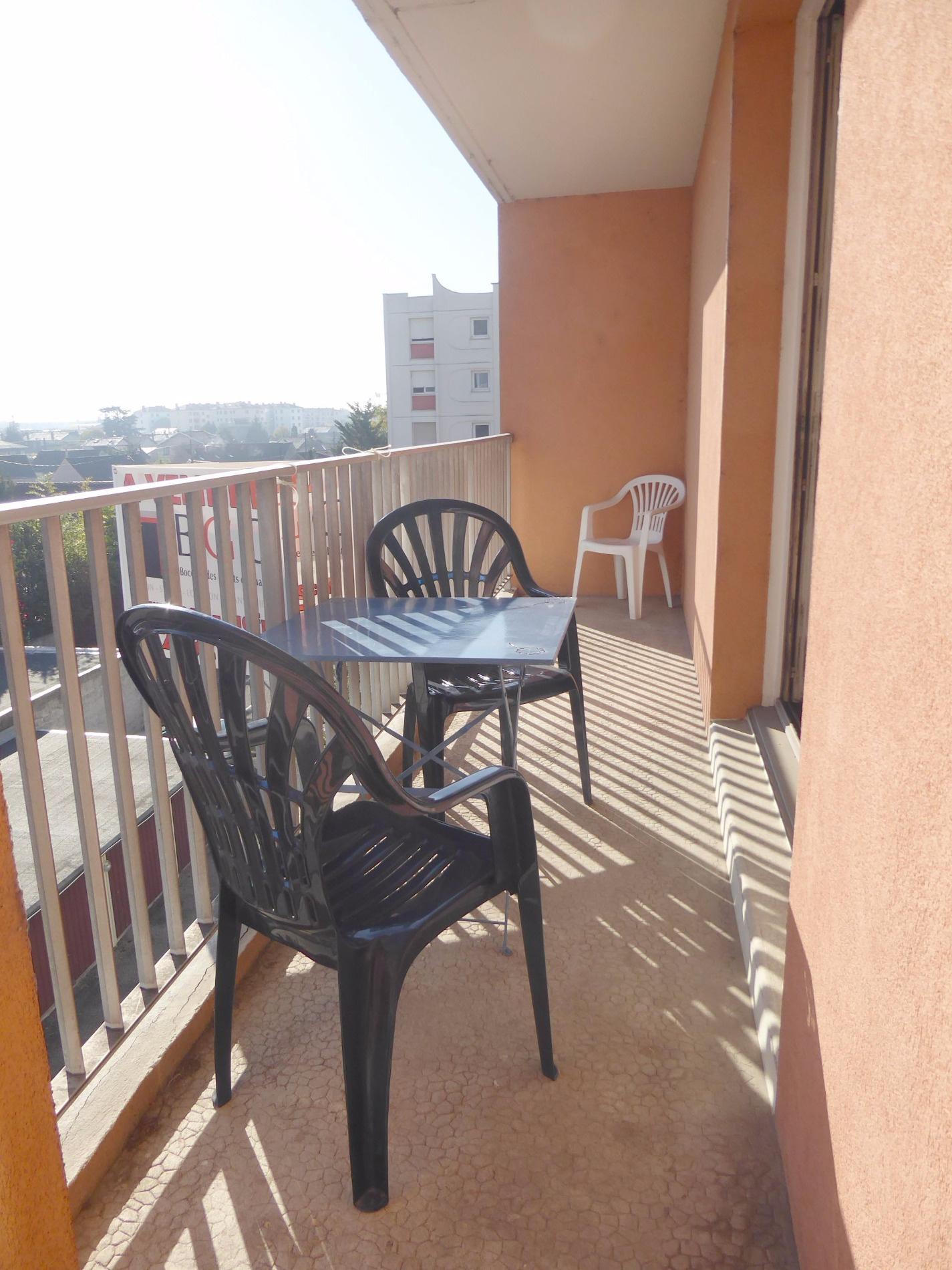 balcon orientation EST
